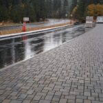Lake Tahoe BMP EPic system with pavers