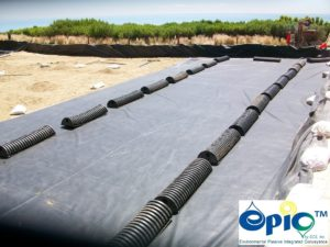 EPDM liner and EPIC chambers