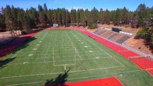 Paradise High School football field day 55