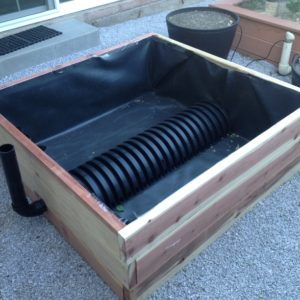 Premier Raised Garden Bed