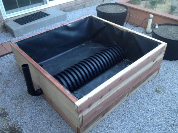 Premier Raised Garden Bed